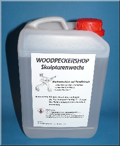 Woodpeckershop Skulpturenwachs